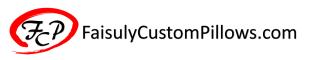 Faisuly's Custom Pillows